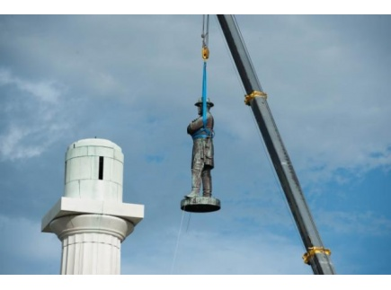 Main picture of Confederate Monuments and their Removal