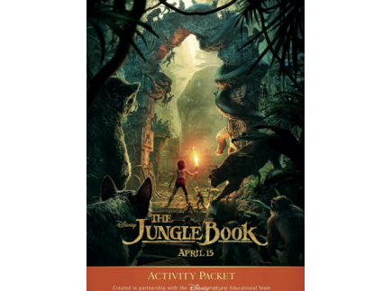Main picture of The Jungle Book Activity Packet