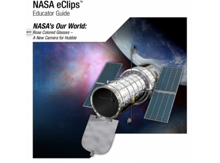 Main picture of NASA ECLIPS: ELEMENTARY ROSE COLORED GLASSES- A NEW CAMERA FOR HUBBLE