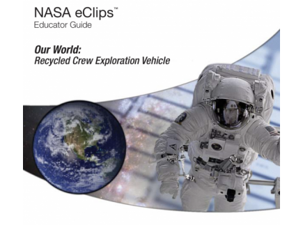 Main picture of NASA ECLIPS: ELEMENTARY RECYCLED CREW EXPLORATION VEHICLE