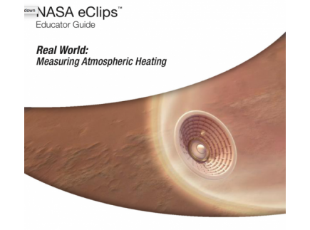 Main picture of NASA ECLIPS: (MIDDLE SCHOOL) MEASURING ATMOSPHERIC HEATING