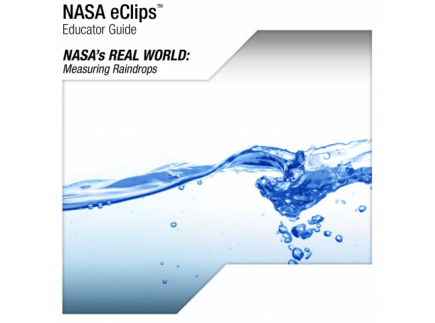 Main picture of NASA ECLIPS: (MIDDLE SCHOOL) MEASURING RAINDROPS