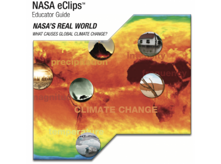 Main picture of NASA ECLIPS: (MIDDLE SCHOOL)  WHAT CAUSES GLOBAL CLIMATE CHANGE?