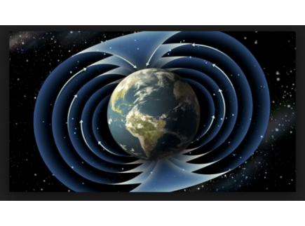 Main picture of NASA ECLIPS: REVEALING MAGNETIC FIELD