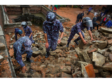 Main picture of After the Quake: Preserving the Artifacts of Kathmandu | Global Oneness Project