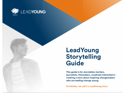 Main picture of Lead Young Storytelling Guide