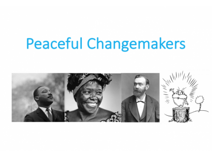 Main picture of Peaceful Changemakers Series