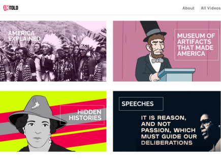 Main picture of Teaching the Untold American History with Multimedia