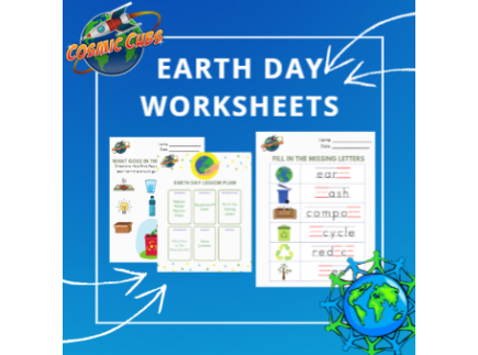 Main picture of Earth Day Lesson Plan