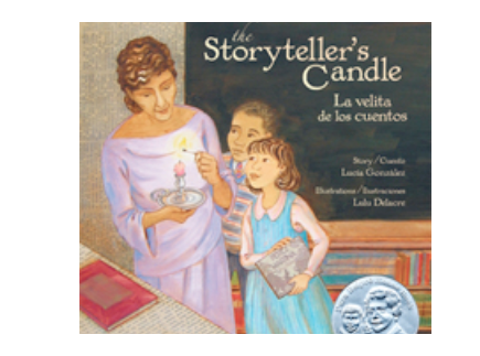 Main picture of The Storyteller's Candle Teacher's Guide