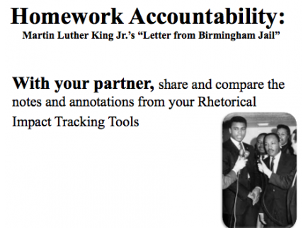 "Main picture of ELA MODULE 10.2.1 ""LETTER FROM BIRMINGHAM JAIL"" BY MARTIN LUTHER KING, JR. Part 2"