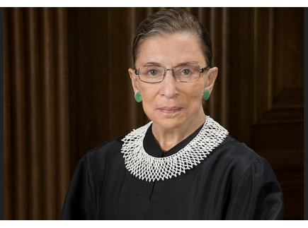 Main picture of RUTH BADER GINSBURG - WOMEN'S HISTORY MONTH