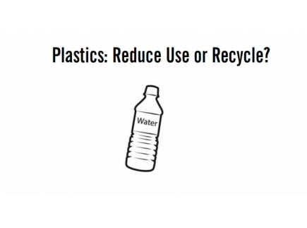 Main picture of Plastics: Reduce Use or Recycle?