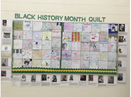 Main picture of Black History Month Quilt Activity