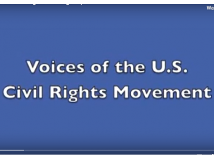 Main picture of People Power Section 4: The US Civil Rights Movement Lesson Plan
