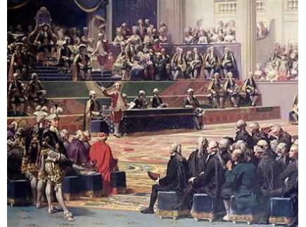 Main picture of Enlightenment/Meeting of Estates General Role-Play