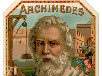 Main picture of The Story of Archimedes and a Retrospect: Eureka!