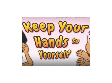 Main picture of Keep Your Hands to Yourself (Grade K)