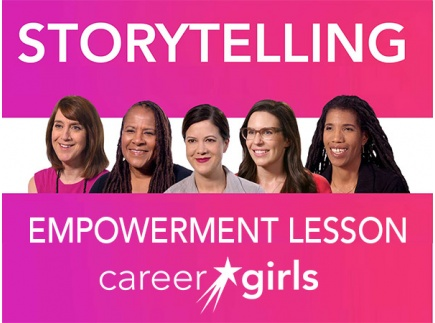 Main picture of Storytelling 101: Video-Based Empowerment Lesson