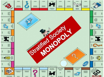 Main picture of Monopoly in a Stratified Society using the digital model of digital games from digital Monopoly