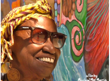 Main picture of A NEW COLOR: THE ART OF BEING EDYTHE BOONE