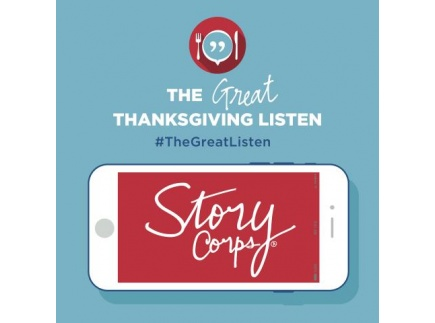 Main picture of The Great Thanksgiving Listen (2019)