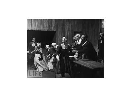 Main picture of The Crucible by  Arthur Miller: Which lens will you select to look at it through ?