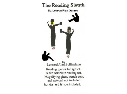 Main picture of The Reading Sleuth