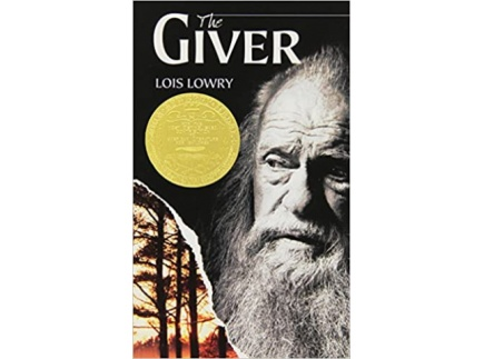 Main picture of The Giver by Lois Lowry Novel Hyperdocs Template for Teacher, Parents and Students During Social Isolation
