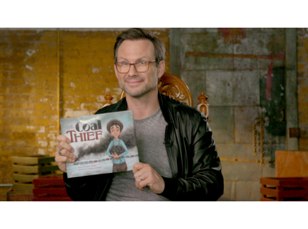 Main picture of The Coal Thief read by Christian Slater