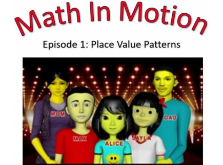 Main picture of Place Value Patterns (Grade 5)
