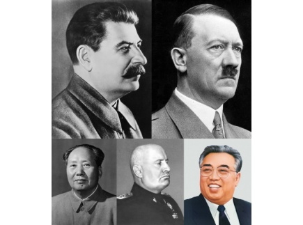 Main picture of Hitler Rise of Totalitarianism Day 2 guided lesson with notes Template