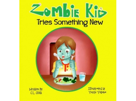 Main picture of Text to Self Connections- Zombie Kid Tries Something New