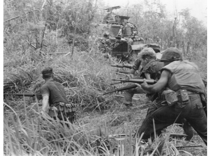 Main picture of Background and History of the Vietnam War