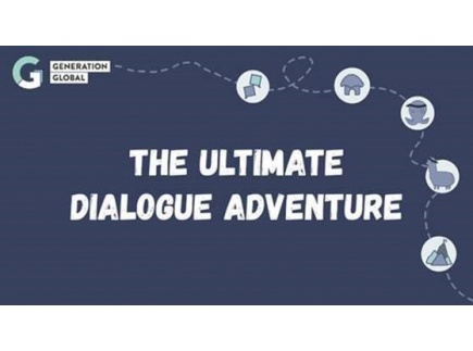 Main picture of ONLINE GLOBAL CITIZENSHIP EDUCATION: The Ultimate Dialogue Adventure