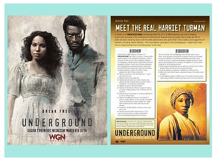 Main picture of Underground  (US History, African American Studies)