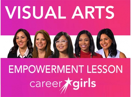 Main picture of Visual Arts Careers: Video-Based Career Exploration Lesson