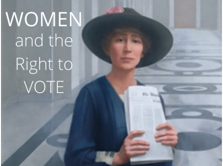 Main picture of Women and the Right to Vote
