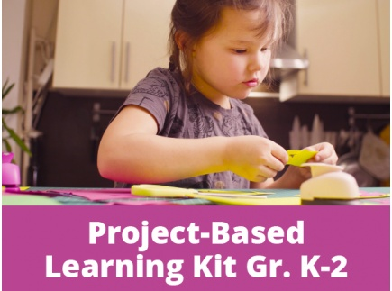 Main picture of Project-Based Learning Kits for Distance Learning: All About Me for K-2