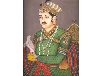 Main picture of Akbar the Great Indian Ruler