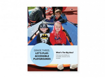 Main picture of Let's Play: Accessible Playgrounds