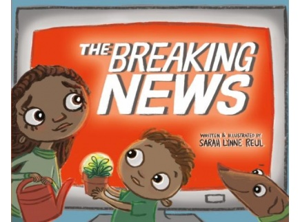 Main picture of The Breaking News (book discussion guide)