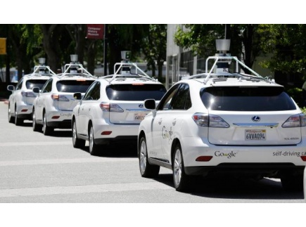 Main picture of Science of Innovation: Self-Driving Cars