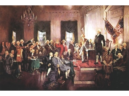 Main picture of Learning About the Constitution