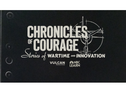 Main picture of Chronicles of Courage: Hurricane and the Battle of Britain