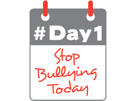 Main picture of The Day 1 Campaign Focuses on Ending Bullying by Preventing Bullying