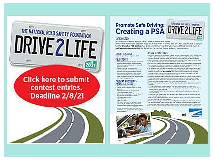 Main picture of Drive2Life PSA Contest