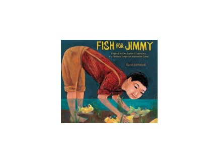 Main picture of Fish for Jimmy (Teacher Discussion Guide)