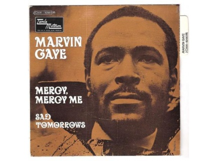 Main picture of Music for Environmental Education Activity: Marvin Gaye - Mercy Mercy Me (The Ecology)