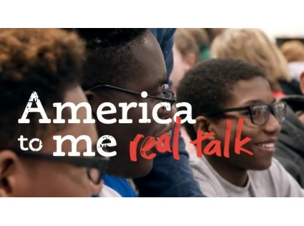 "Main picture of ""America to Me"": Real Talk on Race, Identity, and Education"